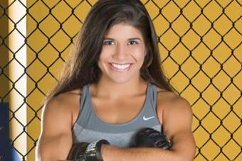 Bellator 94's Jessica Aguilar: