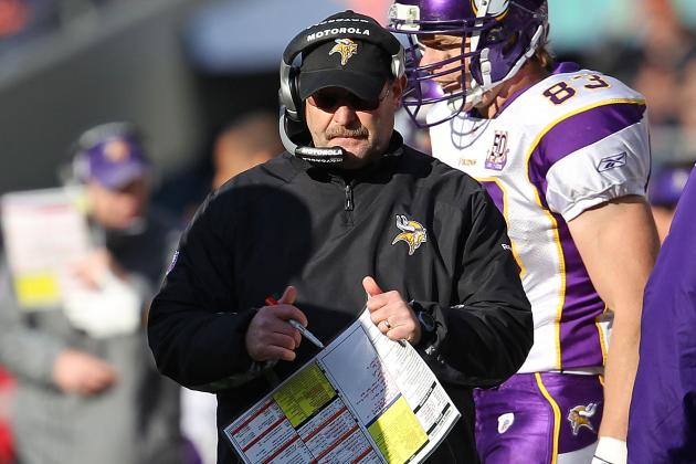 Chiefs Hire Offensive Assistant Brad Childress