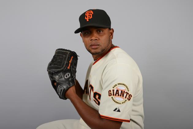 Giants Re-Sign Ramon Ramirez