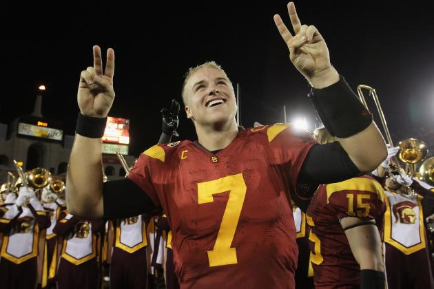 Does the Current State of USC QBs in NFL Spell Doom for Matt Barkley?