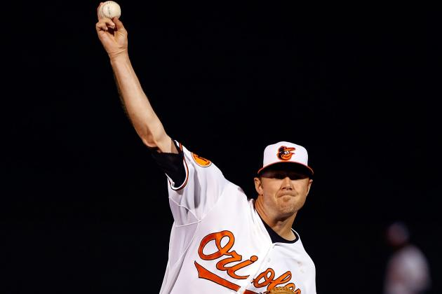 Orioles Name Tillman Fifth Starter; Still Undecided About Fourth Starter