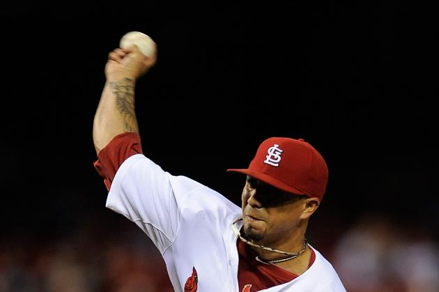 Kyle Lohse Goes 3.2 Innings, Gives Up 1 ER in Milwaukee Debut