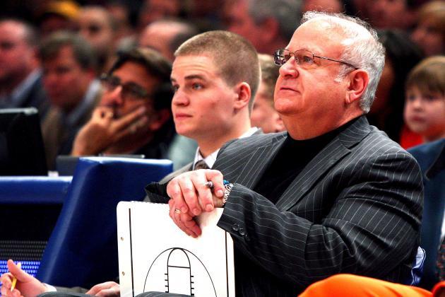 Ex-Syracuse Coach Bernie Fine Will Reportedly Sue ESPN