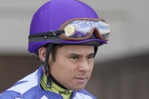 FG Jockey Jacinto Transported to Hospital
