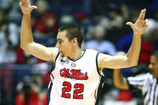 Could Ole Miss Sharpshooter Marshall Henderson Ever Play in the NBA?