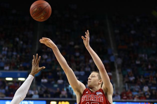 NC State's Wood, Kastanek to Participate in State Farm 3-Point Championships