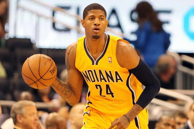Danny Granger's Absence Sets Stage for Paul George to Prove He's Real Deal