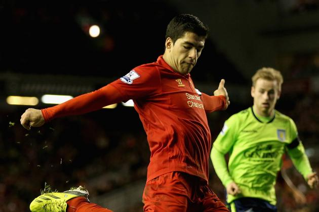Stopping Suarez Is Villa's Challenge