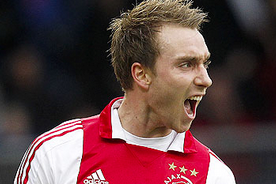 Liverpool Ready to Bid for Eriksen After Watching Him on International Duty