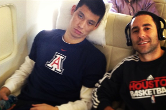 Instagram: Jeremy Lin Forced to Wear 'Zona T-Shirt
