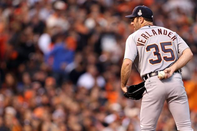Fantasy Baseball 2013: Power Ranking Top 5 Starting Pitchers