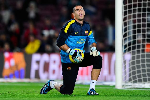Anzhi Poised to Blow Arsenal Away with £160k a Week Offer to Valdes