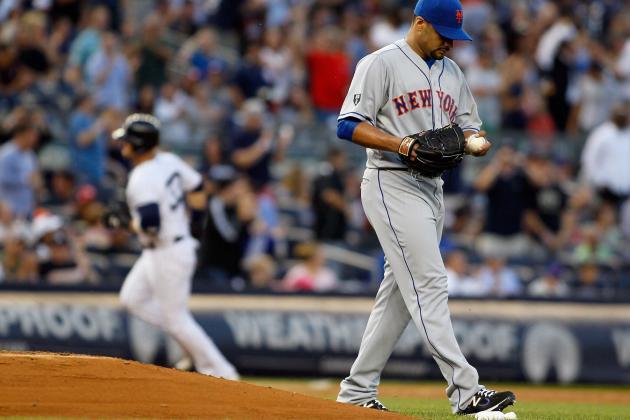 Johan Santana: Surgery Appears Likely for Mets Former Ace