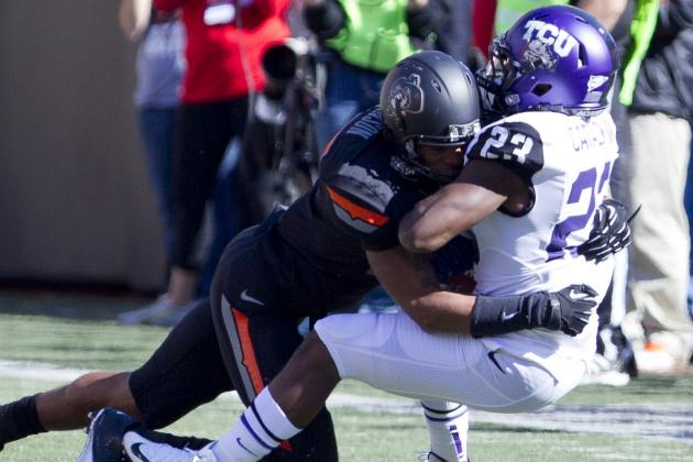 Oklahoma State Football: How Will Lyndell Johnson's Move to Safety Impact Pokes?