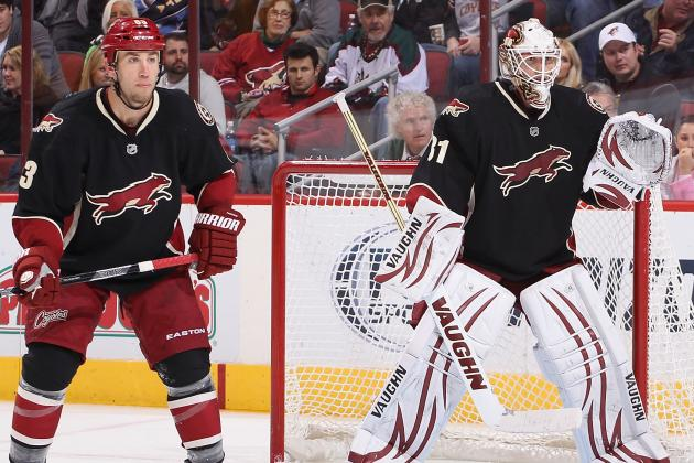 ESPN Gamecast: Coyotes vs. Predators