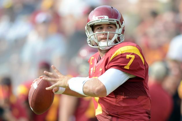 NFL Draft 2013: Projected Landing Spots for Draft's Top Quarterbacks