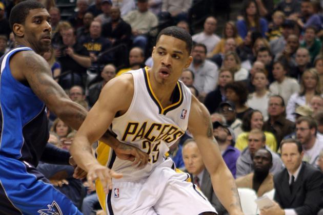 NBA Gamecast: Pacers vs. Mavs
