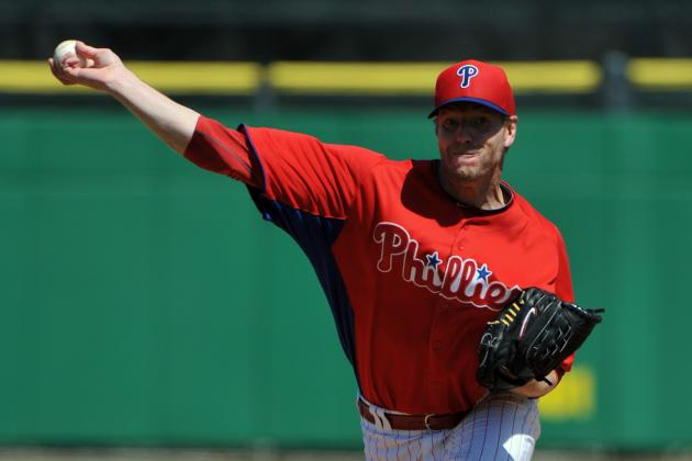 Halladay Tops out at 90 MPH on Gun in Final Spring Start