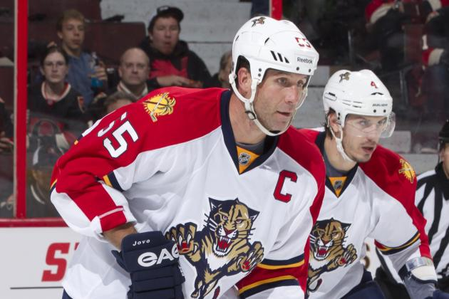 SURGERY for JOVO: Ed Jovanovski to Undergo Hip Surgery