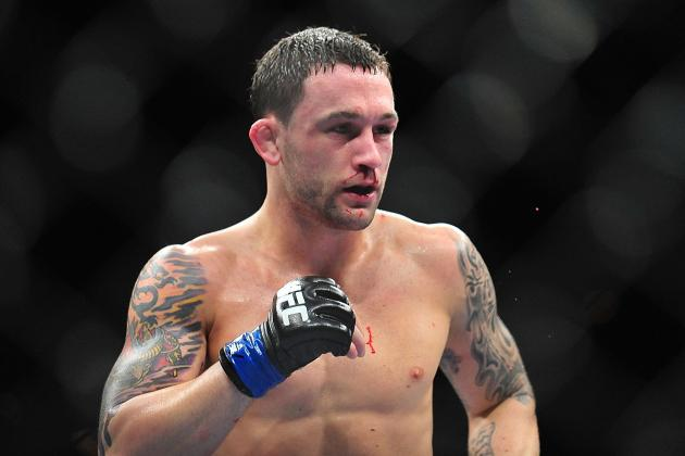 UFC 162 Adds Frankie Edgar vs. Charles Oliveira, Cub Swanson vs. Dennis Siver