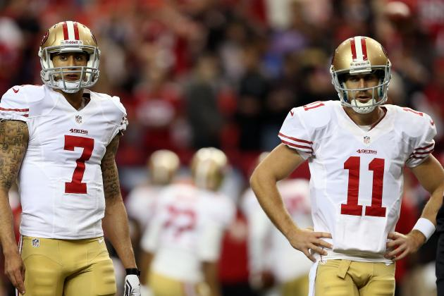 Crabtree Says QB Decision Initially Divided 49ers Locker Room