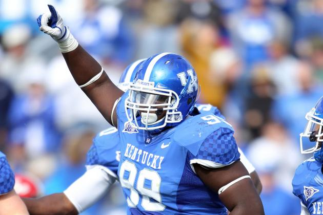 Kentucky D-Lineman out Indefinitely with Significant Injury