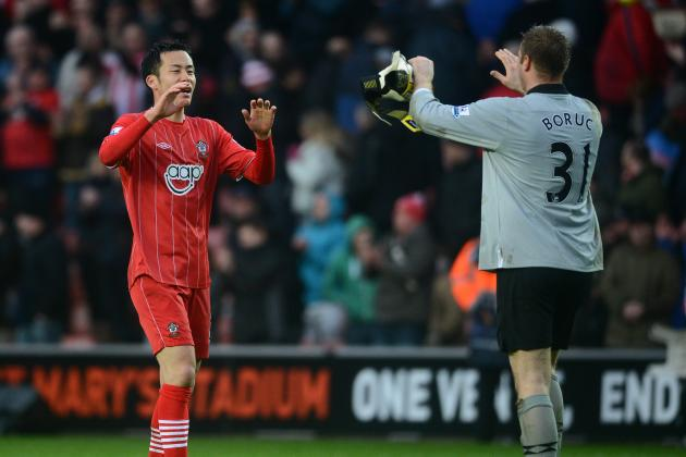 Southampton: Are the Saints Finally Above the  Relegation Fray?