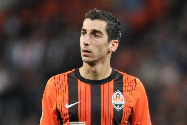 Liverpool's Rodgers Eyeing Armenia International Henrikh Mkhitaryan