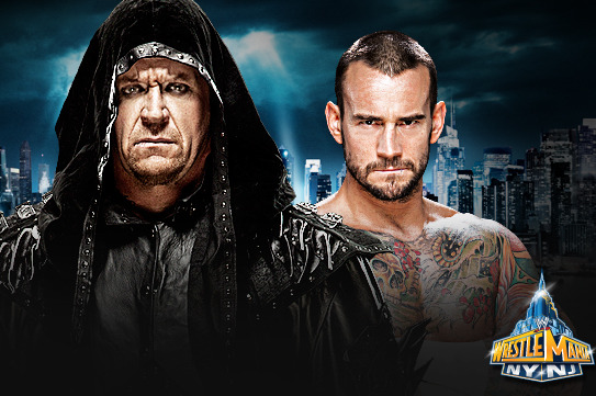 WrestleMania 29: CM Punk's Match vs. Undertaker Will Be Huge with Layoff Looming