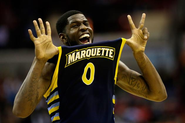 Marquette Puts It on Miami to Move to the Elite Eight