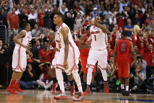 Arizona vs. Ohio State: Live Score, Highlights and Sweet 16 Game Reaction