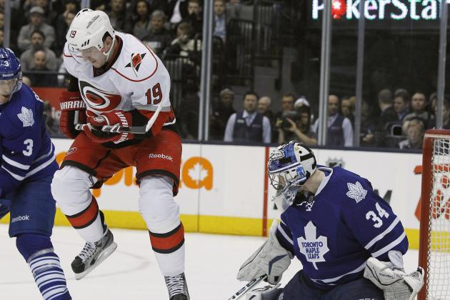 Maple Leafs 6, Hurricanes 3