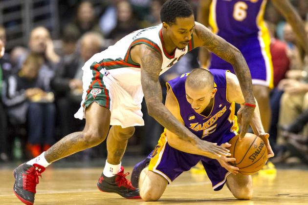 LA Lakers vs. Milwaukee Bucks: Live Score, Results and Game Highlights