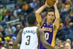 Nash Out vs. Rockets, Lakers 'Hopeful' He's Ready for Playoffs