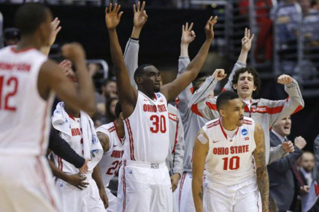 Ohio State Tops Arizona to Reach the Elite 8