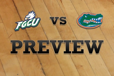 Florida Gulf Coast vs. Florida: Full Game Preview
