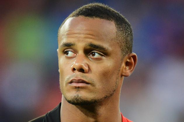Vincent Kompany Buys Belgian Football Club, Asks Fans to Come Up with Name