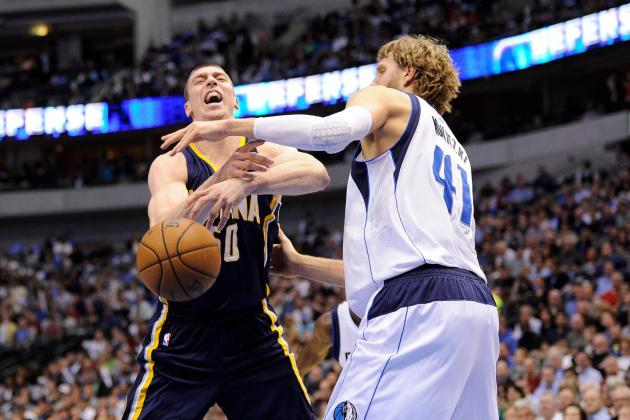 Full-Court Press: Pacers Drill the Mavs, 103-78