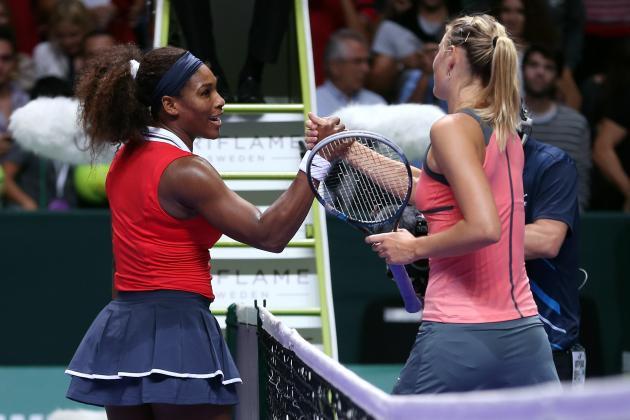 Sony Tennis Open 2013: Previewing Serena Williams vs. Maria Sharapova Final