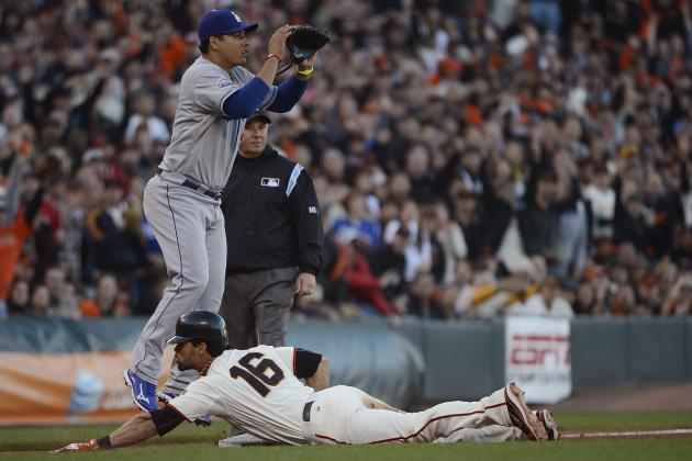 San Francisco Giants vs. Los Angeles Dodgers: Who Will Have the Better Season?