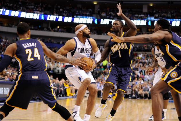 Paul George, Pacers Topple Mavericks 103-78