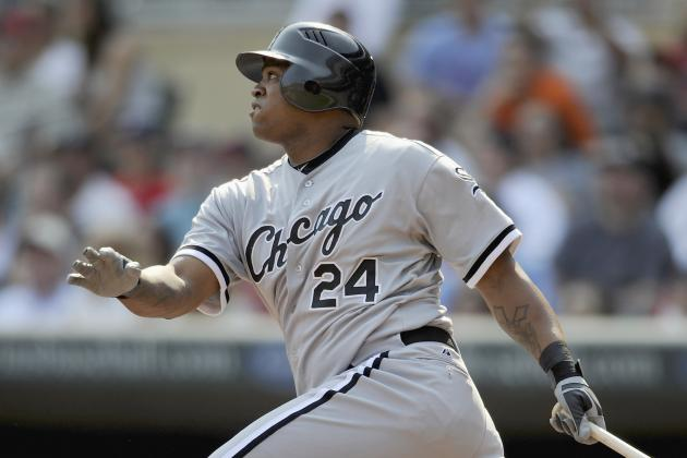 Chicago White Sox: Is Dayan Viciedo the Offensive X-Factor in 2013?