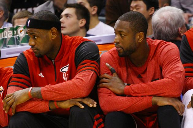 Can Miami Heat Afford Rest While Pushing for Home-Court Advantage in Playoffs?