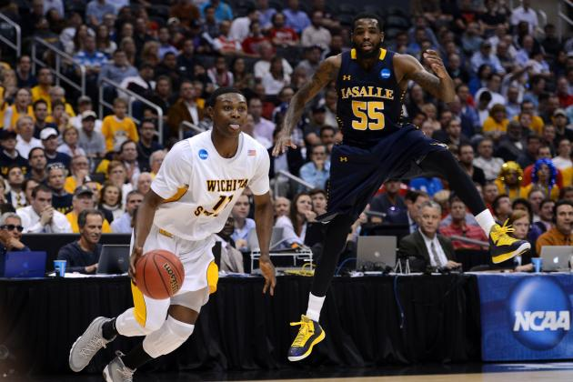 Wichita State Cruises Past La Salle and into Elite Eight