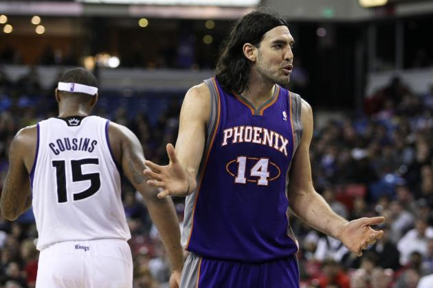 Phoenix Suns Fall to Sacramento Kings for 5th Straight Defeat