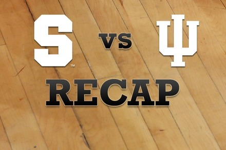 Syracuse vs. Indiana: Recap, Stats, and Box Score
