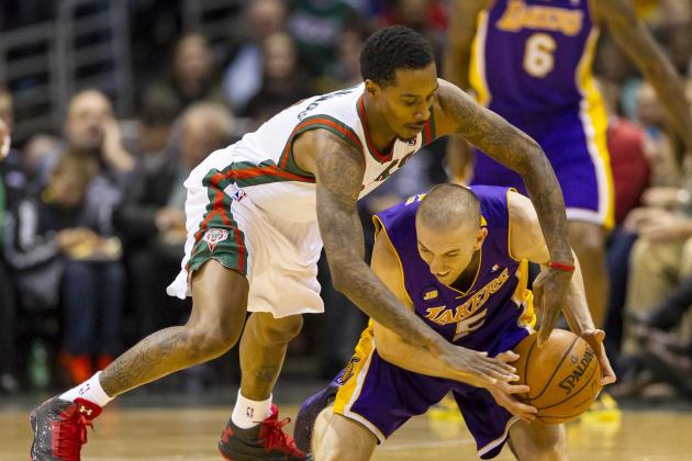 Lakers Fall Versus Bucks: 3-on-3