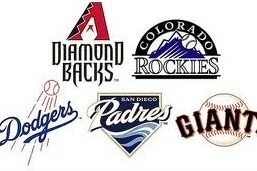 Giants and Dodgers and Snakes, Oh My!  National League West in 2013