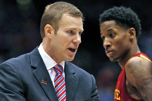 Fred Hoiberg and Iowa State Agree on 10-Year, $20-Million Extension