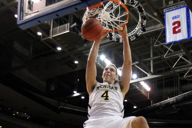 Mitch McGary a Difference-Maker in New Era of Michigan Hoops